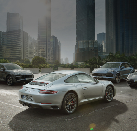 Porsche-BSL BANK-CAR LOAN
